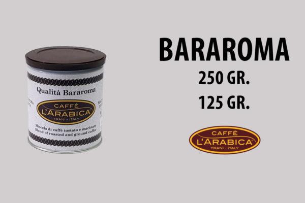 Bararoma cover