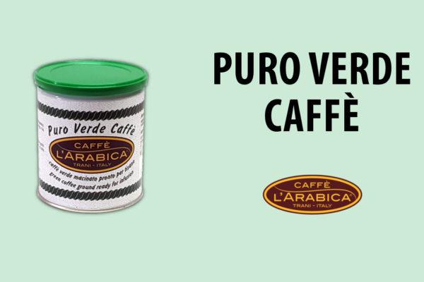 Puro Verde Caffè Cover